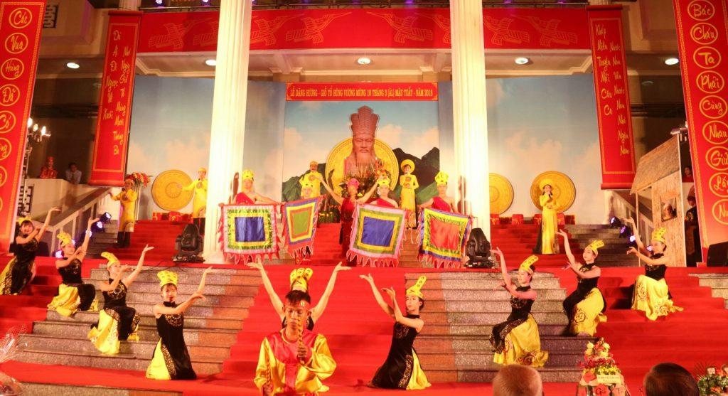 Bạn có biết giỗ tổ Hùng Vương là giỗ ai?