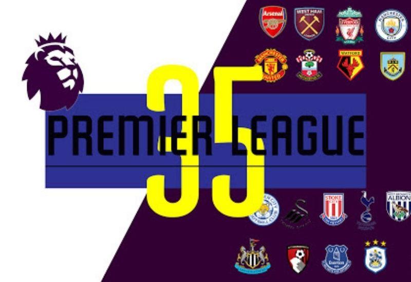 Những dự đoán kết quả vòng 35 giải Ngoại hạng Anh mới nhất