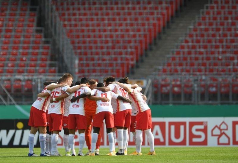 Đội hình của RB Leipzig với mục tiêu tham dự Champions League