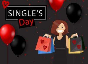 Cùng mua sắm thả ga vào ngày lễ độc thân