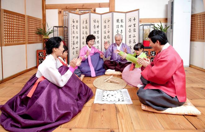 Ngày tết truyền thống Hàn Quốc